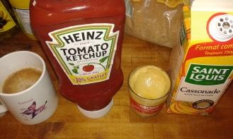 Préparer les ingrédients .Prepare ingredients