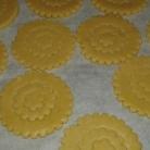 Une fois tous marqués, mettre au four à 180°C 15 min environ. Il ne faut pas qu'ils soient trop colorés. Once marked, bake in oven during 15 min. They mustn't be too much browned.