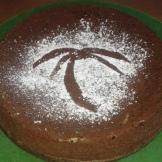 """Laisser refroidir, décorer ou utiliser pour le gâteau fourré. Let cooll, decorate or use it to make """"gâteau antillais""""."""
