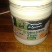 Ajouter la crème épaisse (45 % MG) . Au moins 200 gr. Add fat cream (45 %)