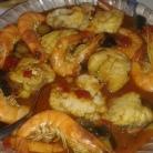 Réchauffer le poisson dans le jus des légumes et servir.Bonne dégustation. Warm fish with vegetables juice, and serve.
