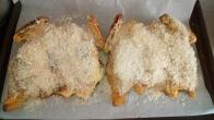 Et de chapelure . Et mettre au four pendant 20 minutes And bread crumbs. and bake them for 20 minutes